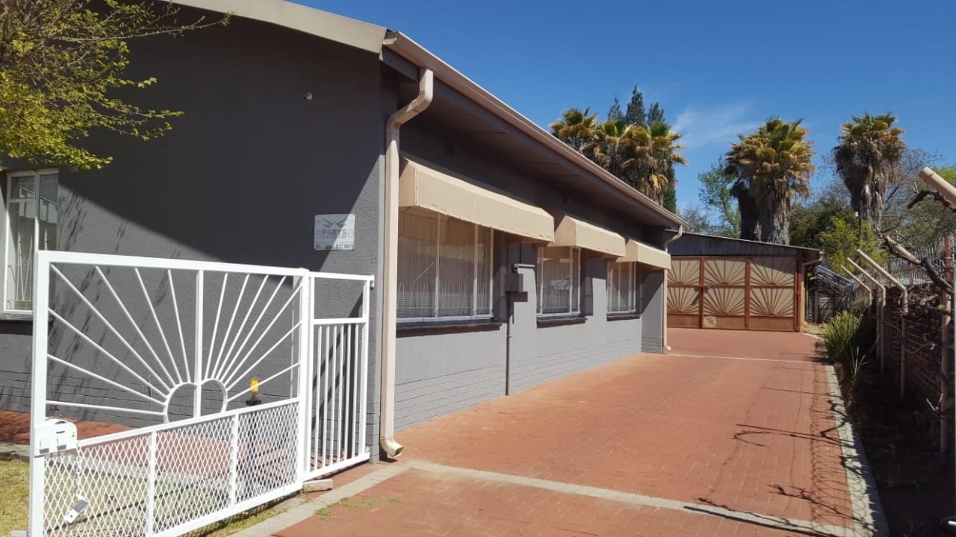4 Bedroom  House for Sale in Parys - Free State
