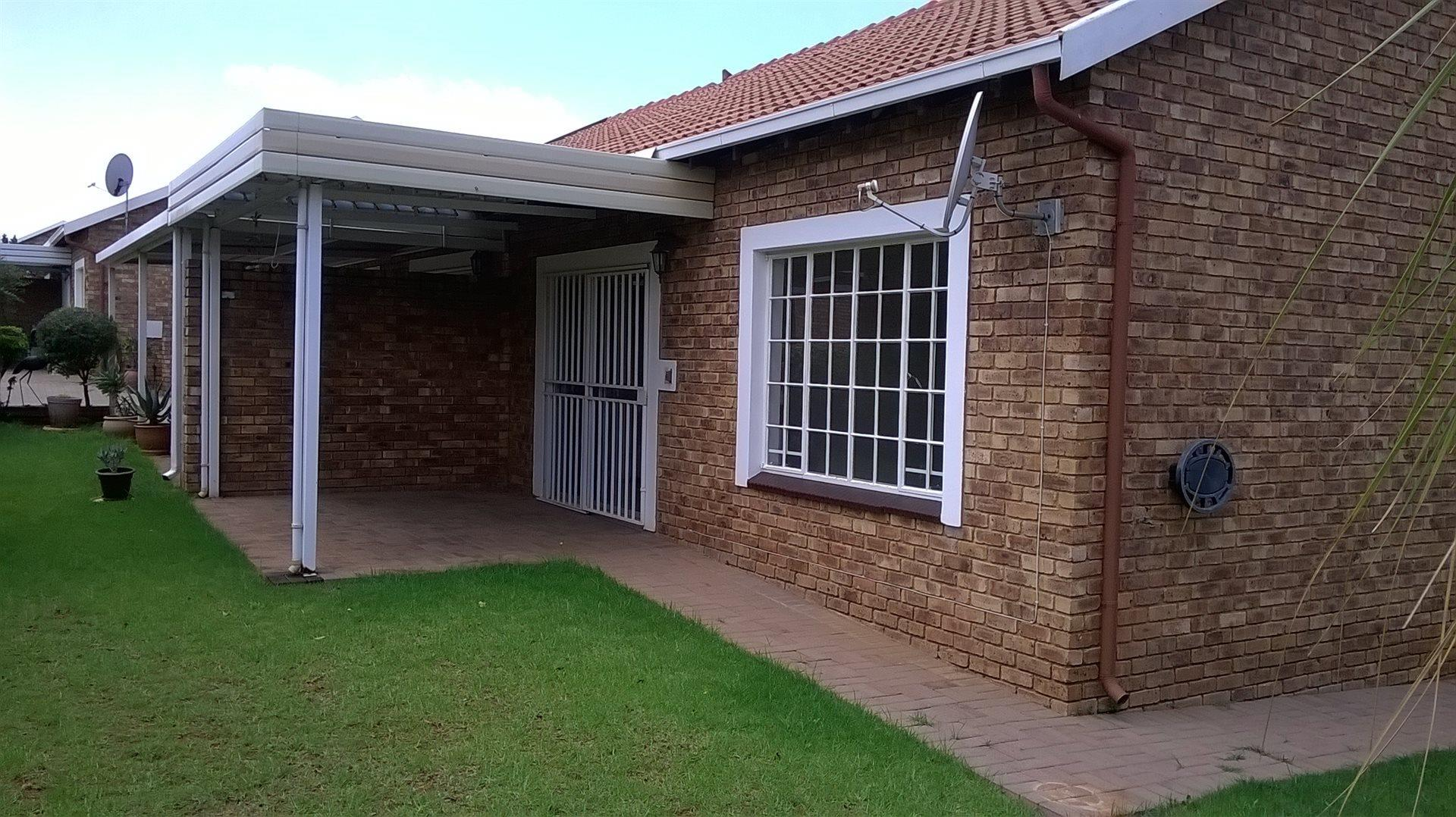 Retirement Village for Sale in Wilro Park, Roodepoort - 74895
